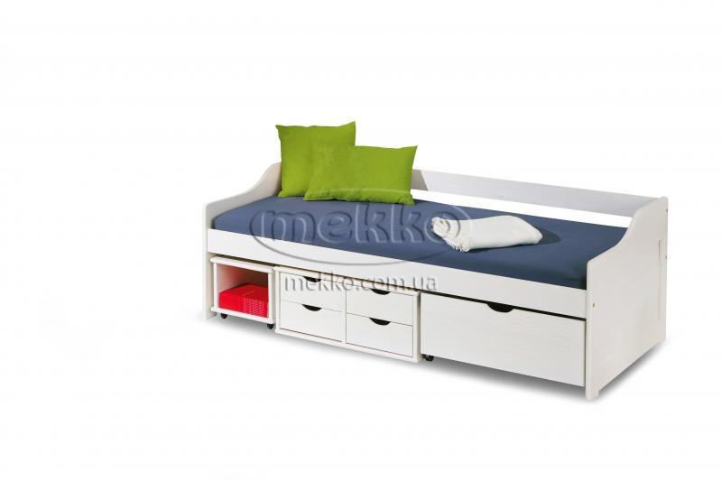 """Ліжко """"FLORO"""" (2090х960х720мм) Halmar (Халмар)-2"""