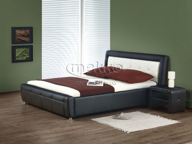 """Ліжко з підйомним механізмом """"SAMANTA P"""" (1840х2220х940мм) Halmar (Халмар)"""