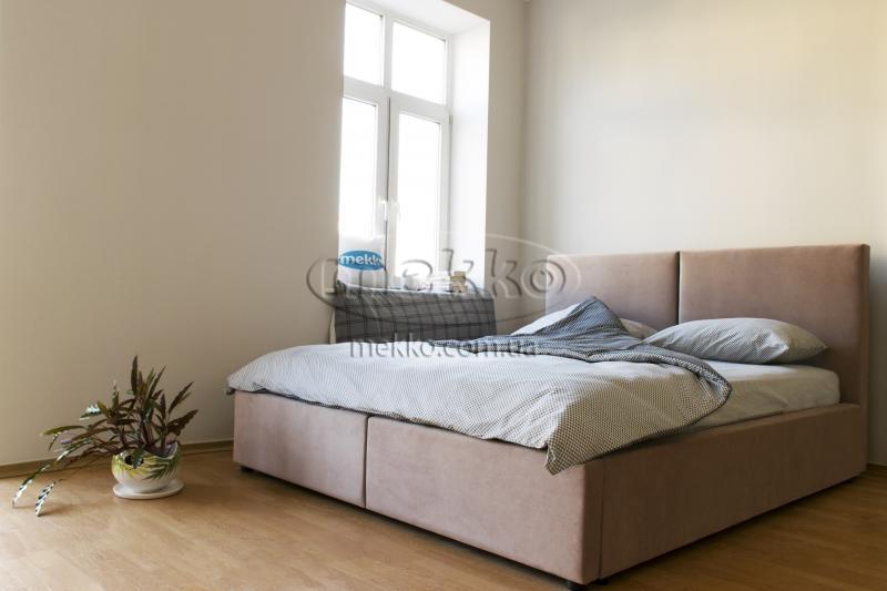М'яке ліжко Enzo (Ензо) фабрика Мекко-3