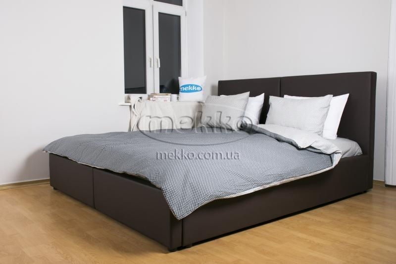 М'яке ліжко Enzo (Ензо) фабрика Мекко-7