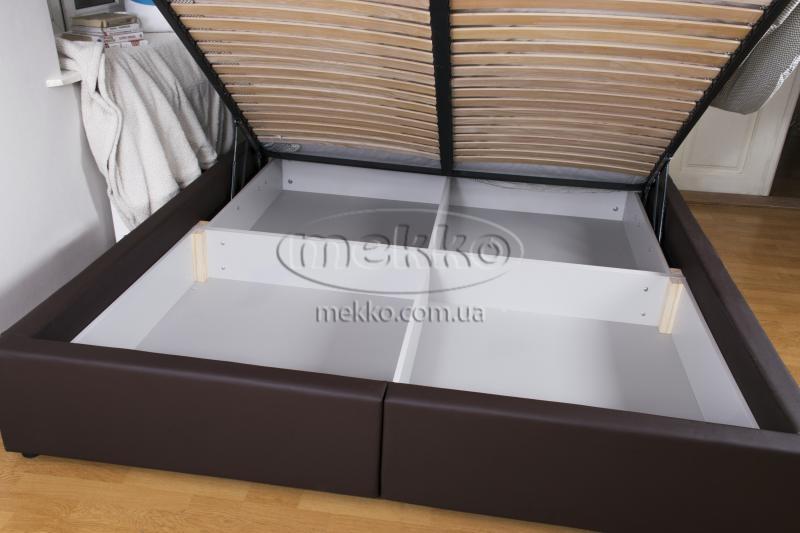 М'яке ліжко Enzo (Ензо) фабрика Мекко-11