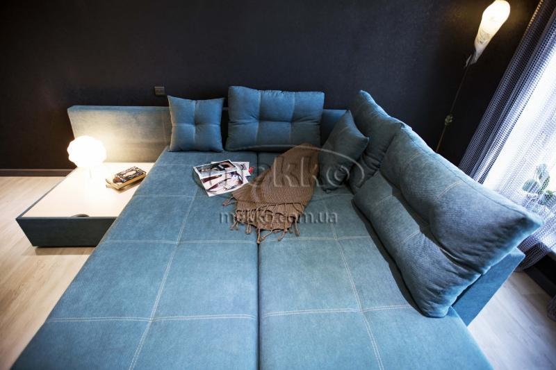 Кутовий диван з поворотним механізмом (Mercury) Меркурій ф-ка Мекко (Ортопедичний) - 3000*2150мм-3