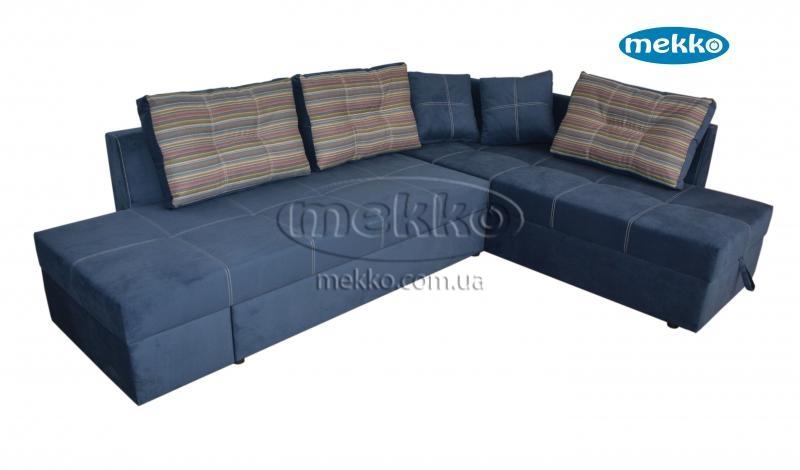 Кутовий диван з поворотним механізмом (Mercury) Меркурій ф-ка Мекко (Ортопедичний) - 3000*2150мм-13