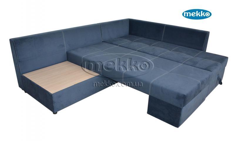 Кутовий диван з поворотним механізмом (Mercury) Меркурій ф-ка Мекко (Ортопедичний) - 3000*2150мм-16