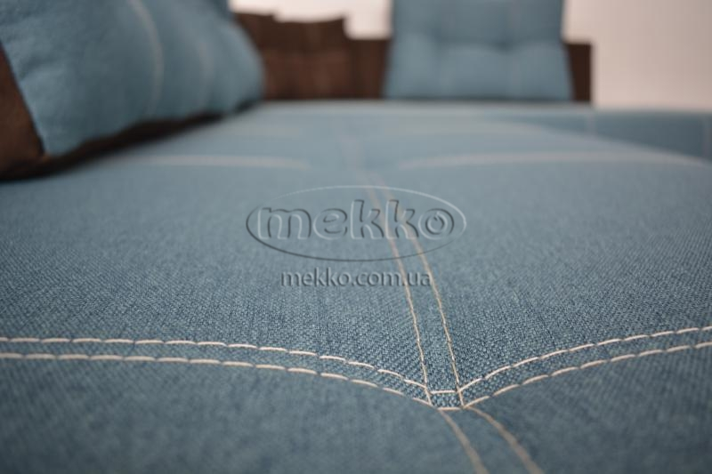 Кутовий диван з поворотним механізмом (Mercury) Меркурій ф-ка Мекко (Ортопедичний) - 3000*2150мм-9