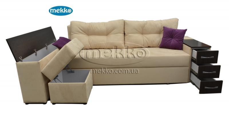 Ортопедичний кутовий диван Cube Shuttle NOVO (Куб Шатл Ново) ф-ка Мекко (2,65*1,65м)-13