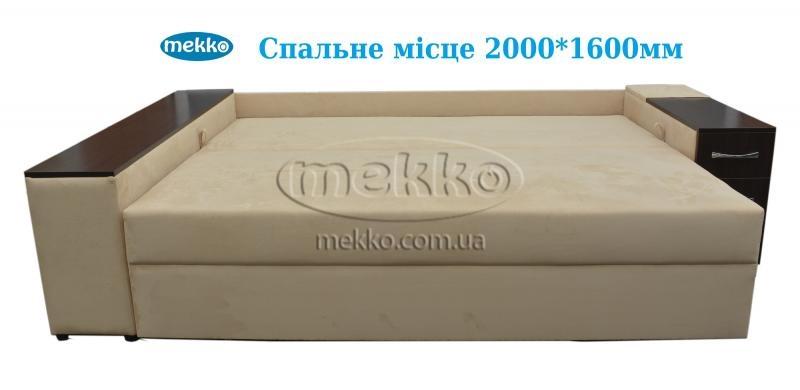 Ортопедичний кутовий диван Cube Shuttle NOVO (Куб Шатл Ново) ф-ка Мекко (2,65*1,65м)-16