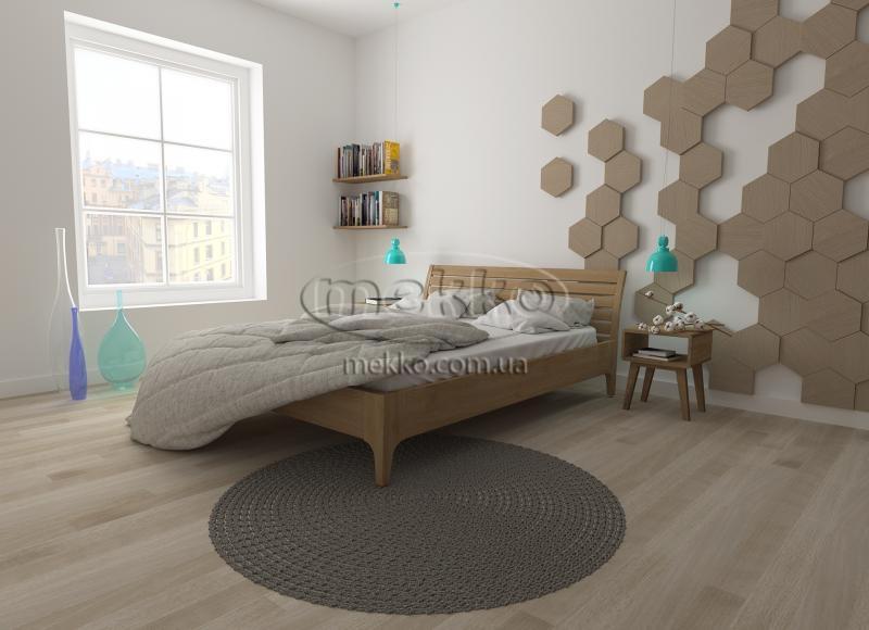 Ліжко Вайде (масив бука /масив дуба) T.Q.Project