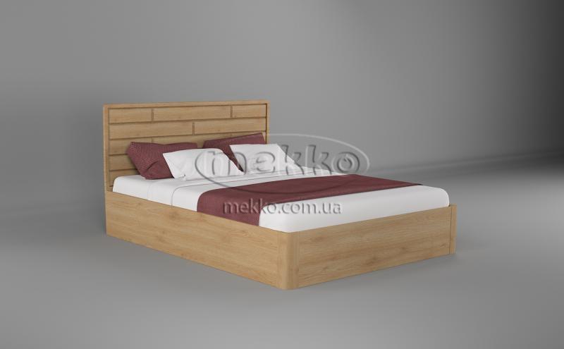 Ліжко Лауро з Підйомником (масив бука /масив дуба) T.Q.Project-5