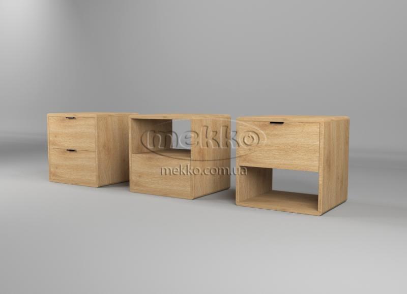 Ліжко Лауро з Підйомником (масив бука /масив дуба) T.Q.Project-3