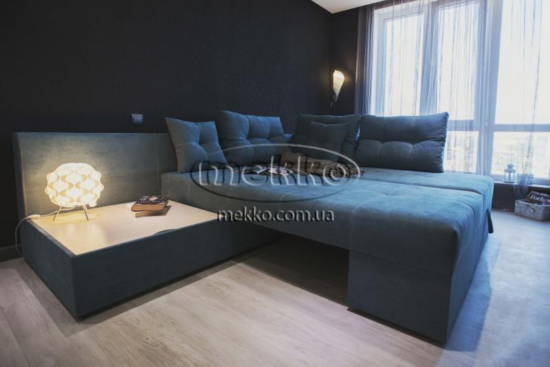 Кутовий диван з поворотним механізмом (Mercury) Меркурій ф-ка Мекко (Ортопедичний) - 3000*2150мм-6