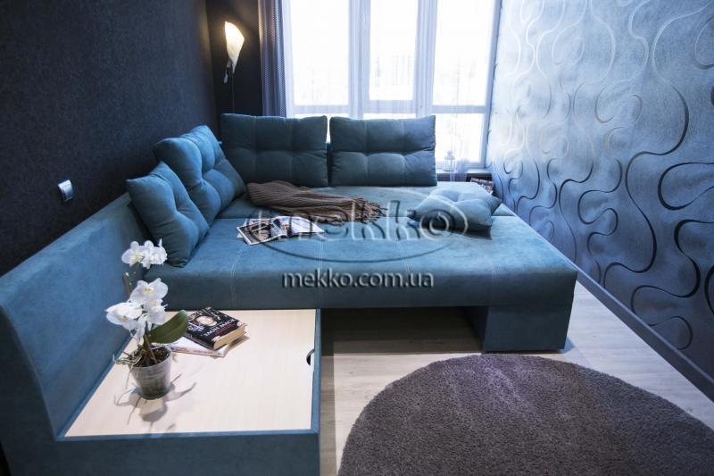 Кутовий диван з поворотним механізмом (Mercury) Меркурій ф-ка Мекко (Ортопедичний) - 3000*2150мм-4